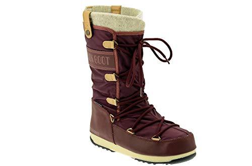 Moon Boot W.E. Monaco Felt WP Women Port Royal Schuhgröße 41 2018 Stiefel