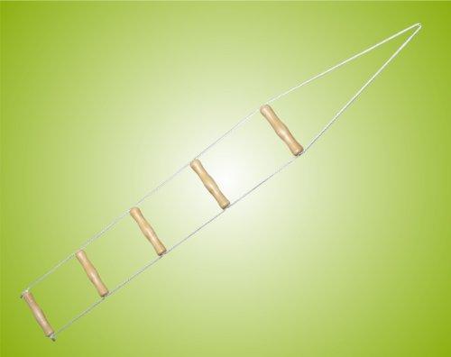 Bettleiter, Strickleiter, Aufrichtehilfe 130 cm lang * Top Qualität*