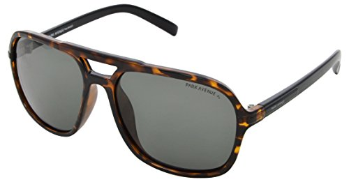 Park Avenue UV Protected Square Men's Sunglasses - (428| 57| Black Lens)  available at amazon for Rs.3230