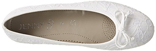 Jenny by ara Pisa, Ballerine chiuse donna Marrone (Brown B2)