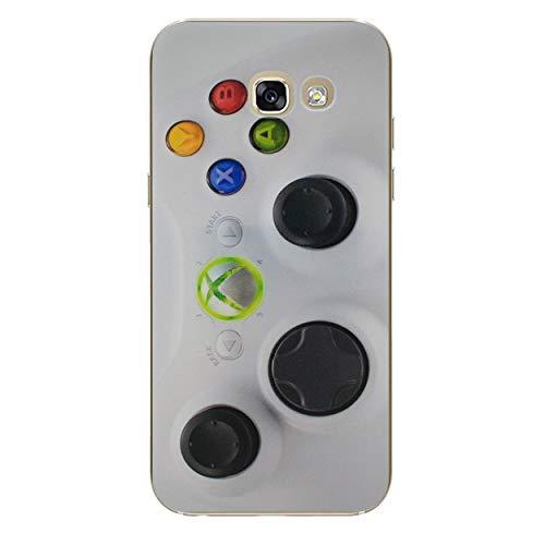 Konsolensteuerung Telefon Hülle/Case für Samsung Galaxy A5 2017 / Silikon Weiches Gel/TPU / iCHOOSE / Xbox 360 - Xbox 360 Skorpion-controller