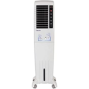 Kenstar Glam 50 Litre Honey-Comb Cooler with Remote Personal Cooler,White