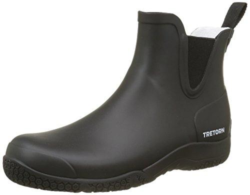 Tretorn Damen Öresund Gummistiefel, Schwarz (Black 010), 40 EU - Tretorn Schuhe
