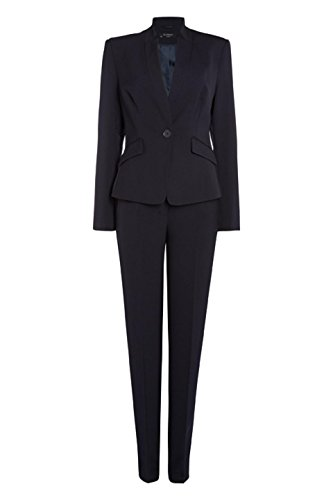Katrin - Women's Smart Formal Ladies Work Office 2 Piece Suit And Trousers Set Test