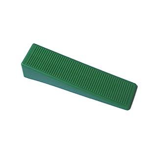 Keile Nivelliersystem grün 100 Stück (100)