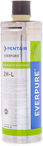 Everpure 2Stück 2h-l Wasser Filter Ersatz-Patronen - Zyste Entfernen