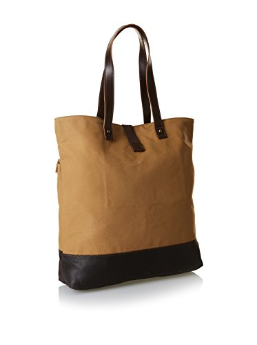 BORSA DONNA bricket point tote bag Sabbia