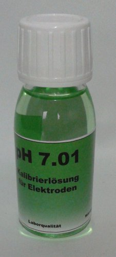 Kalibrierlösung Pufferlösung pH 7.01 für pH Elektroden 70 ml -