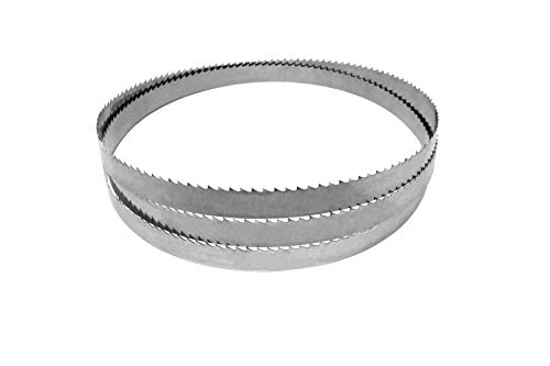 PAULIMOT Sägeband aus Uddeholm-Stahl für MJ14, 2560 x 20 x 0,5 mm, 4 Zpz