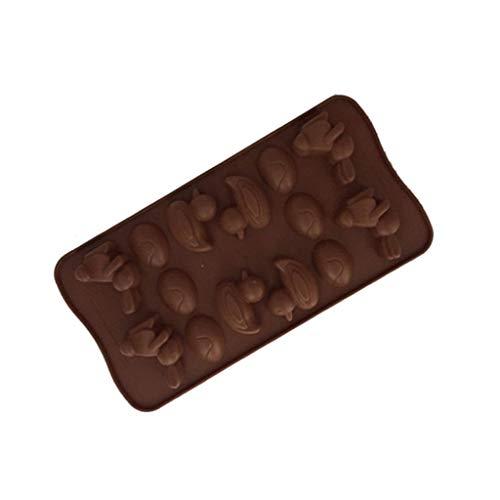Webla-Silikon-Fondantform-Kuchen, der Schokoladen-Backform-Werkzeug verziert