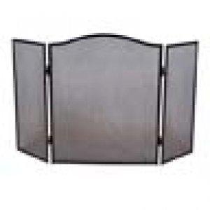 MSV 100244 - red de protección para chimenea, color negro