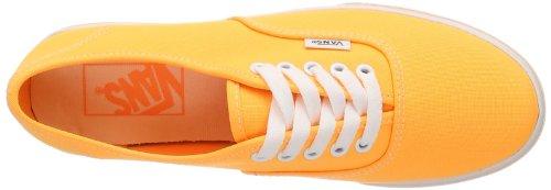 Vans U AUTHENTIC LO PRO (NEON) P VT9NB9U Unisex-Erwachsene Sneaker Orange ((Neon) orange p)