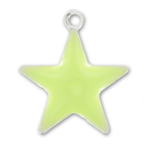 breloques-etoiles-email-epoxy-15-mm-vert-anis-x10