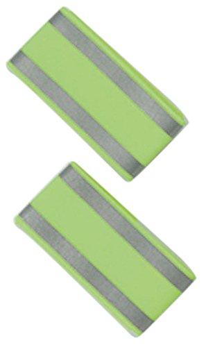 Busse Reflektor-Bänder Elastik, Standard, hellgelb
