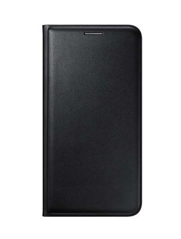 Gionee F103 Pro Leather Flip Case Cover – Black(For Gionee F103 Pro)