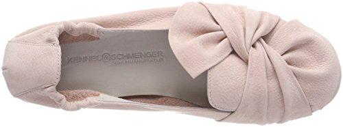 Kennel und Schmenger Schuhmanufaktur Damen Malu Geschlossene Ballerinas Pink (Peach)