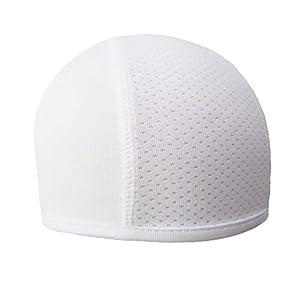 TIREOW Elastisch Motorrad Helmkappe Feuchtigkeitstransport Kühlung Schädelkappe Schweißband Skihelm Kühlmütze Für Männer Frauen