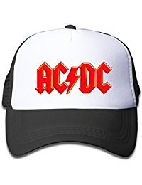 Kids Baseball Hat Ac Dc Acdc Dead Kennedys Adjustable Snap Hat