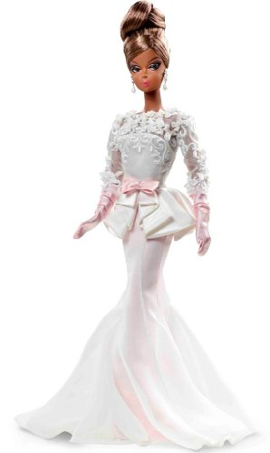 Barbie Collector Moda Modelo Collection Noche Gown Muñeca