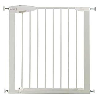 Munchkin Easy Loc - Barrera de seguridad, color blanco (B00QVKOGRQ)   Amazon Products