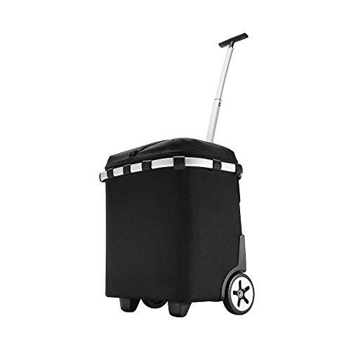 reisenthel carrycruiser iso black 42 x 8 x 33,5 cm