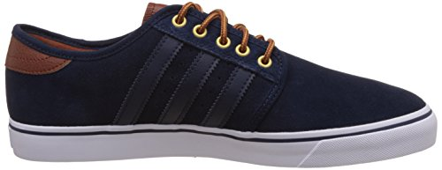 ADIDAS ORIGINALS Seeley blu marrone