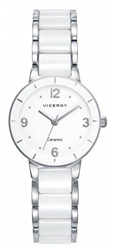 Viceroy Reloj Multiesfera para Mujer de Cuarzo con Correa en Acero Inoxidable 471044-05