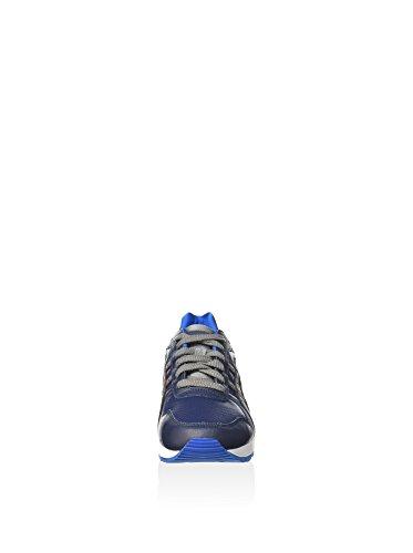 Asics Unisex – Adulto Gt-ii scarpe sportive Azul Marino / Gris