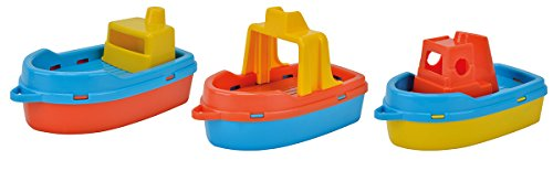 at Trio Water Toy (Spielzeug-boote)