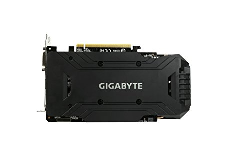 Gigabyte GeForce GTX Gaming Grafikkarte 6GB - 5