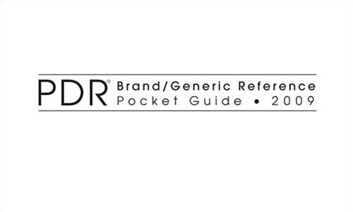 pdr-brand-generic-reference-pocket-guide-2009