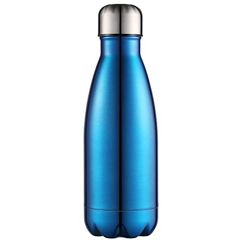 Eco Friendly Reusable Bottle Leakproof and Plastic Free Metal Water Bottle| Keeps Hot and Cold Drinks Bambaw Insulated Water Bottle Eco Water Bottle Stainless Steel Water Bottle 25oz