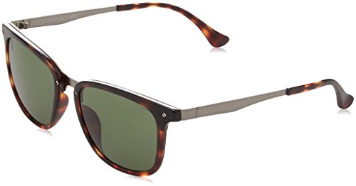 Calvin Klein Eye, Montures de lunettes Mixte Adulte, Marron (Tortoise), 53