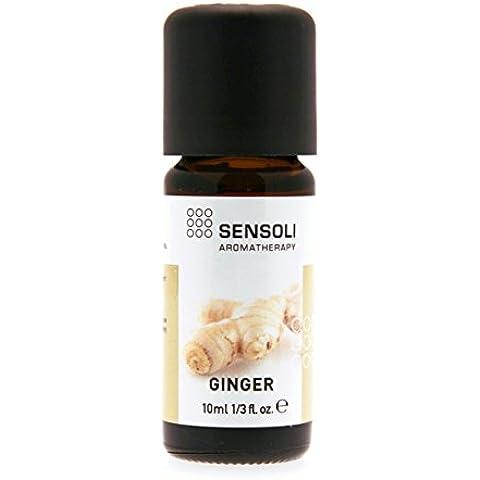 Jengibre Sensoli esencial 10ml de aceite