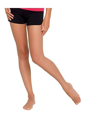 gWinner ® Sport Shorts - Femme- Microfibre Noir