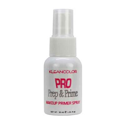(3 Pack) KLEANCOLOR Pro Prep and Prime Makeup Primer Spray