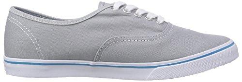 Vans AUTHENTIC LO PRO Unisex-Erwachsene Sneakers Grau ((Pop) High Rise FK4)