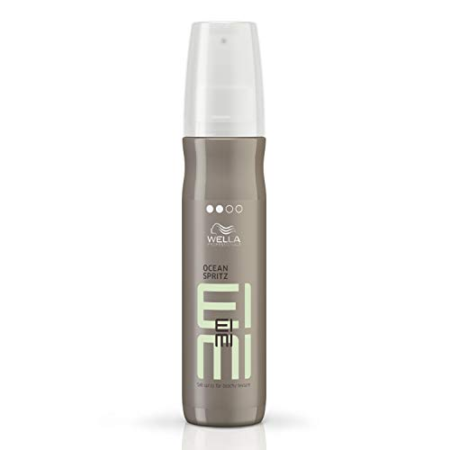 Wella EIMI Ocean Spritz  Professionelles Salzspray  Mit natürlichen Mineralien - Flexibler Halt,1er Pack (1 x 150 ml) -