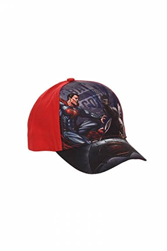 CASQUETTE SUBLIMEE BATMAN VS SUPERMAN