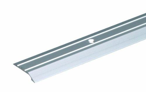 GAH-Alberts 484071 Ausgleichsprofil - Aluminium, silberfarbig eloxiert, 1000 x 30 mm