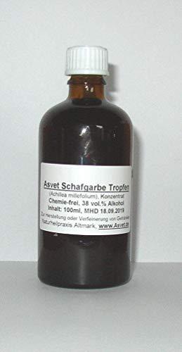 100ml-Schafgarbe-Tinktur-Tropfen-Achillea-millefolium-Konzentrat-ohne-Chemie-handgemacht-100-vegan-und-natrlich