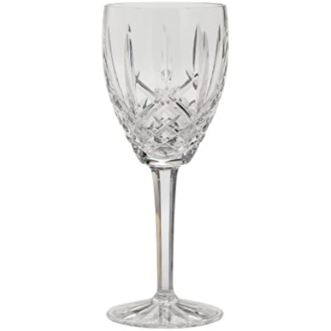 Waterford Araglin Goblet, 10-Ounce by Waterford