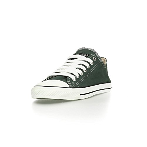 Ethletic Sneaker LoCut – reseda green / white – stylische fair trade Schuhe - 2