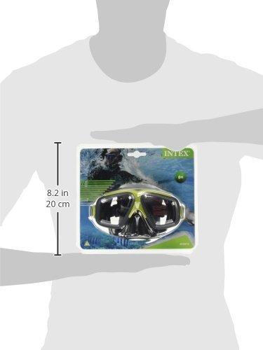 Intex Tauchermaske  Surf Rider, Mehrfarbig, -