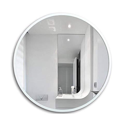 Miroir Rond Bois