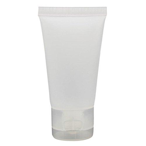 IGEMY Tubes à crème vides pour usage cosmétique, conteneurs de voyage, a