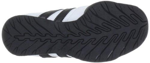 adidas Adiracer Low G61040 Jungen Sneaker Weiß (white / white / black 1)