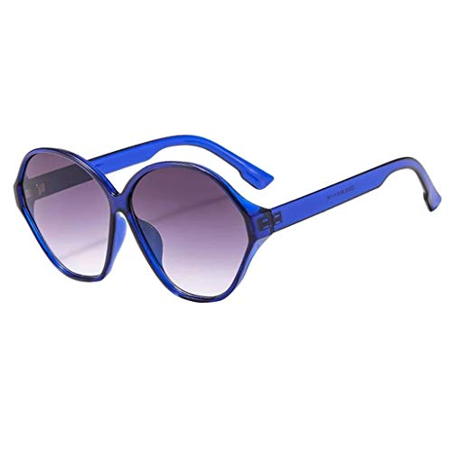 QUINTRA Sonnenbrille Unisex Retro ultraleichtes Quadrat Sonnenbrille Stadtrundfahrt Sonnenbrille