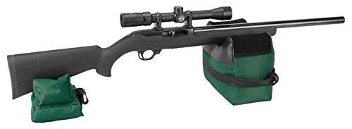 Elevavie Vorderschaftauflage Hinterschaftauflage Zweiteilige Gewehrauflage Benchrest Waffenauflage Luftgewehr Waffen Auflage