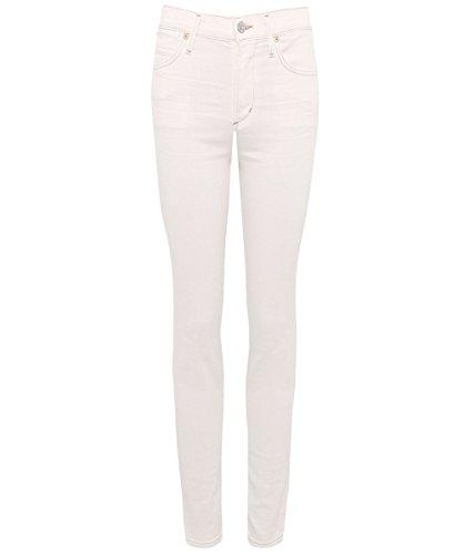 Citizens of Humanity Damen High steigen Cara Zigarette jeans Creme DE 30 (Zigarette Steigen)